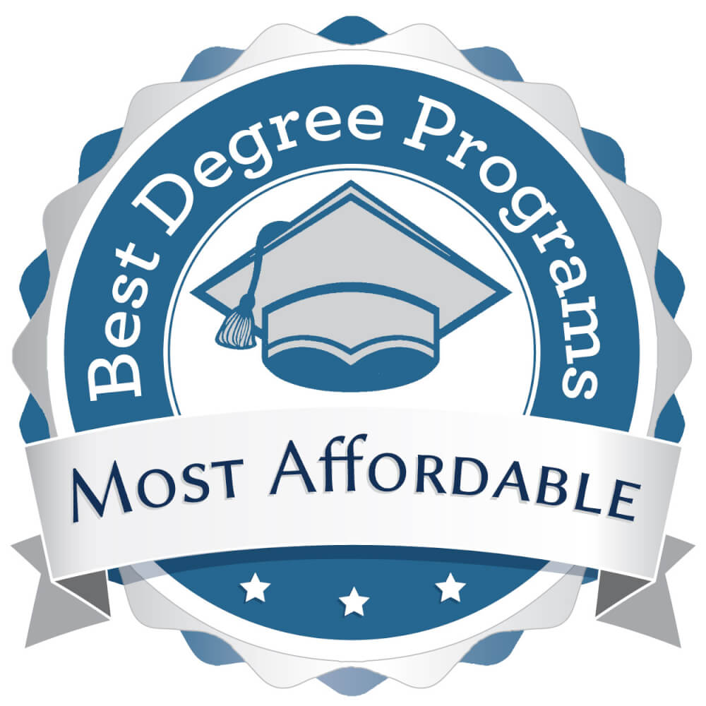Best degree programs and most affordable