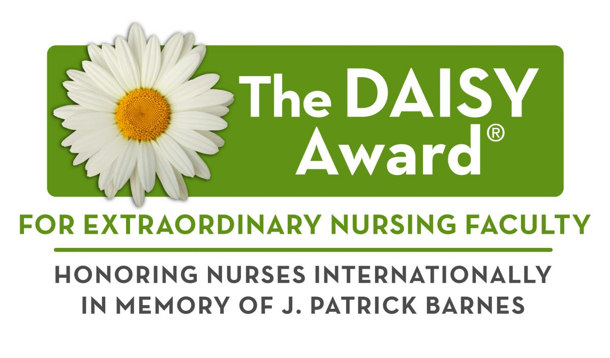 Daisy Award Faculty