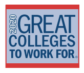 2020 Great Colleges to Work For