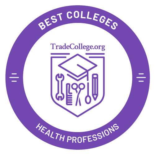 #1 in Best Health Professions Associate's Degree Schools in Virginia